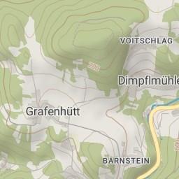 Nationalpark Bayerischer Wald Karte.Rundweg Eisvogel Am Steinbach Entlang Auf Die Große Kanzel
